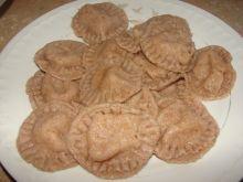 Pierogi z mąki pełnoziarnistej
