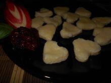 Kluski ziemniaczano-serowe