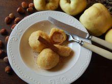 Knedle z jabłkiem i cynamonem