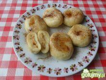Knedle ziemniaczane z jabłkami