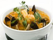 Kociołek Manhattan (zupa z małży)