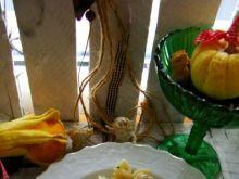 Kokardki z kurczakiem i pieczarkami
