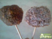 Kokosanki a'la cake pops' y
