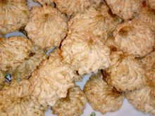 Kokosanki bezowe
