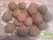 Kokosanki z dodatkiem kakao