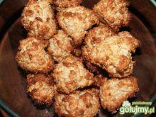 Kokosanki z mąką razową