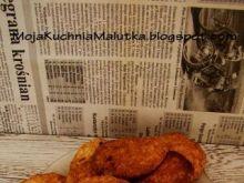 Kokosowe chrupaczki z płatków ryżowych