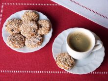 Kokosowe ciasteczka z amarantusem