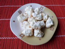 Kokosowe ciasteczka z białek