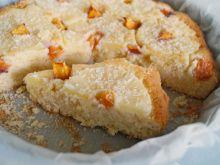 Kokosowe ciasto z ananasem