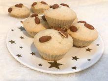 Kokosowe muffinki z migdałami