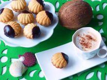 Kokosowe muszelki z niespodzianką