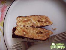 Kokosowe placuszki z masłem orzechowym