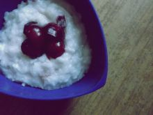 Kokosowe płatki ryżowe