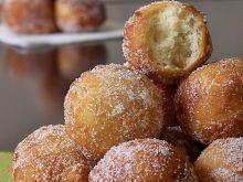 Kokosowe puff-puff (Afrykańskie pączki kokosowe)