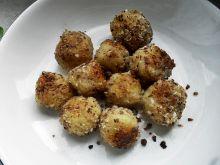 Kokosowo-orzechowe kuleczki ziemniaczane