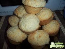 Kokosowo-śmietankowe muffinki