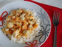 Kokosowy kurczak curry