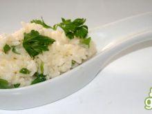 Kokosowy ryż na szybko