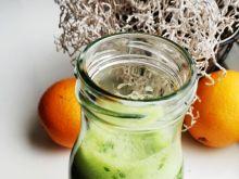Koktajl zielony z kiwi