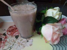 Koktajl bananowo - kakaowo - orzechowy