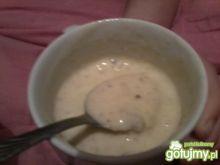 Koktajl bananowy z czekoladą 4