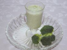 Koktajl brokułowy