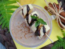 Koktajl czekoladowo- bananowy