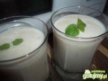 Koktajl gruszkowo-jogurtowy