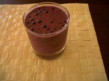 Koktajl jagodowy