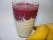 Koktajl jagodowy na maślance