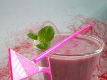 Koktajl jeżynowo-jabłkowo-jogurtowy