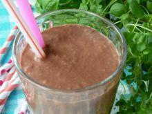 Koktajl kakaowo-kokosowy z chia