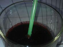 Koktajl malinowo - jagodowy