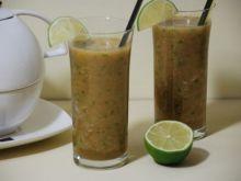 Koktajl na zielonej herbacie