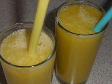 Koktajl ogórkowy z mango