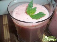 Koktajl owocowo-jogurtowy 2