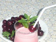 Koktajl wiśniowy