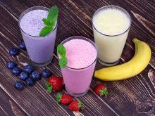 Przepisy na koktajle mleczno-owocowe