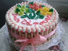 Kolejny tort dla dziadków
