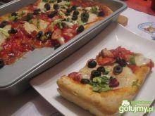 Kolorowa pizza Joli