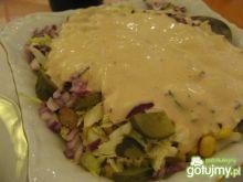 Kolorowa sałatka 3