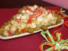 Kolorowa sałatka Laluni 2