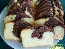 Kolorowe ciasto na oleju