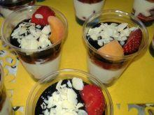 Kolorowe galaretki z owocami nr 2