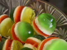 Kolorowe jajeczka wielkanocne