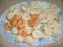 Kolorowe kluski śląskie