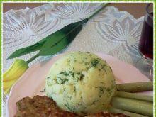 Kolorowe placuszki z kurczaka