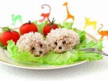 Kolorowe potrawy dla dziecka - galeria