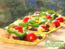 Kolorowe tacosiki